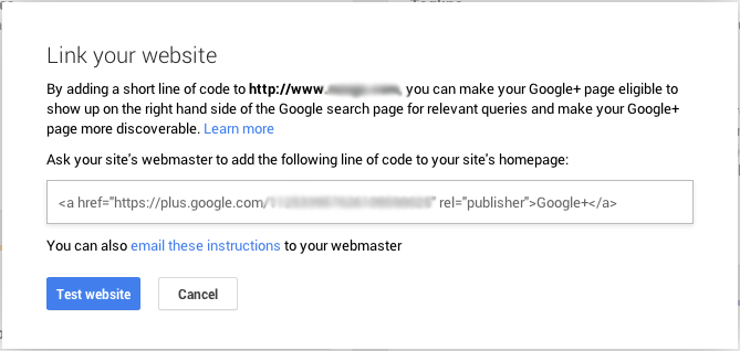 google publisher instructions