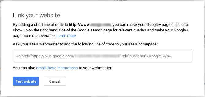 google publisher instructions