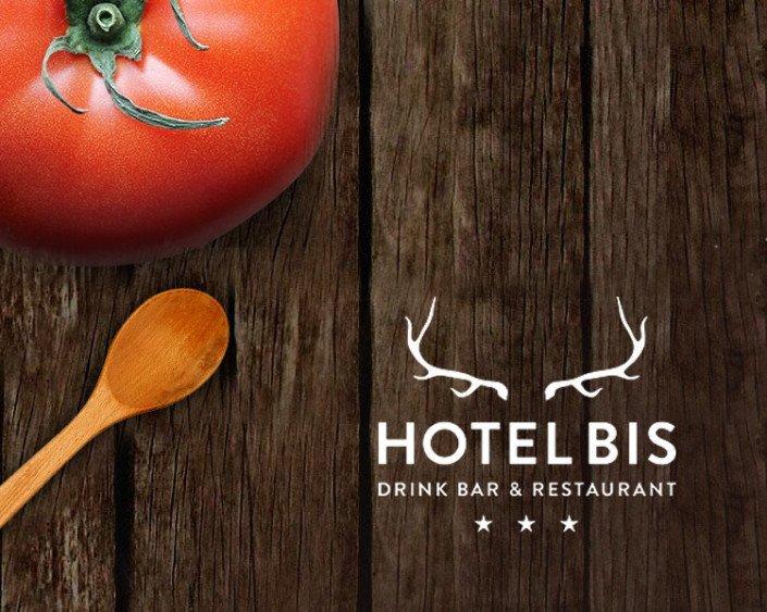 serwis internetowy dla restauracji Hotel BIS