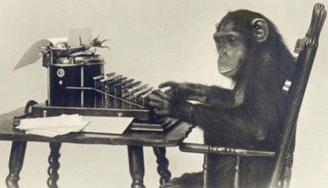 machine learning monkey