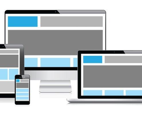 Strona WWW Responsive Design