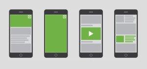 reklama na urządzeniach mobilnych