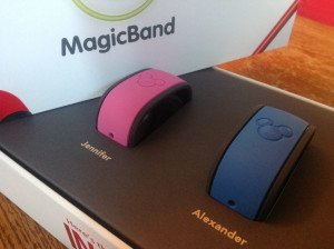 Big data MagicBands