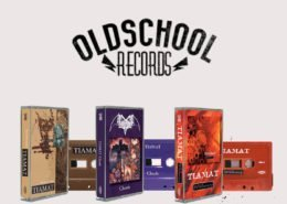 oldschoolrecords - sklep internetowy z kasetami