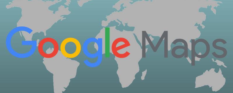 google maps api zmiany cen