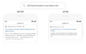 ISPRO- bert - algorytm Google