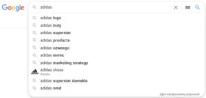 wyniki wyszukiwania-adidas